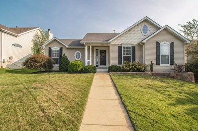 334 Montesano Park Drive, Imperial, MO 63052 - MLS#: 18066980