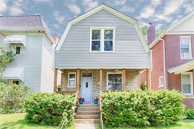 1106 Forest Avenue, St Louis, MO 63139 - MLS#: 18066987