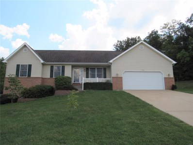 410 Grandview Oaks Drive, Union, MO 63084 - MLS#: 18067001