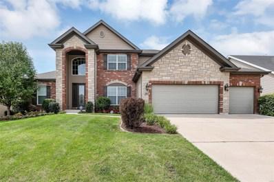 1017 Morgan Meadow Drive, Wentzville, MO 63385 - MLS#: 18067072