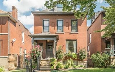 3831 Juniata Street, St Louis, MO 63116 - MLS#: 18067151