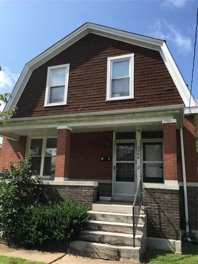 4906 Seibert Avenue, St Louis, MO 63123 - MLS#: 18067245