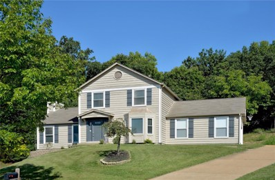 1702 Woodmore Oaks Drive, Manchester, MO 63021 - MLS#: 18067295