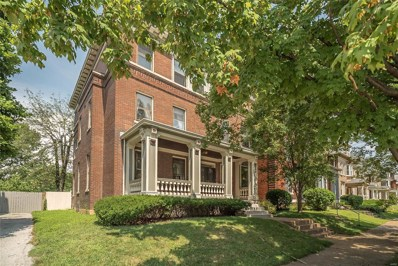 5083 Washington, St Louis, MO 63108 - MLS#: 18067345