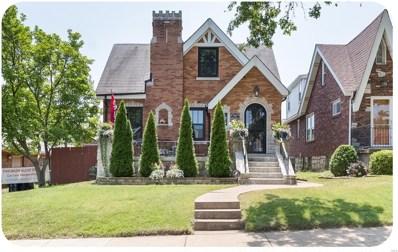 5208 Pernod Avenue, St Louis, MO 63139 - MLS#: 18067472