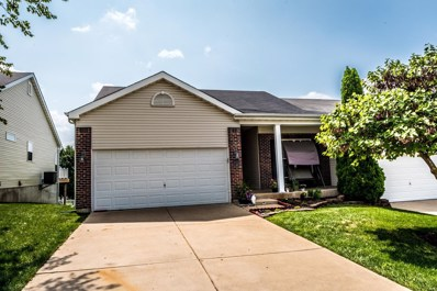 453 Angelique Place, St Charles, MO 63303 - MLS#: 18067625