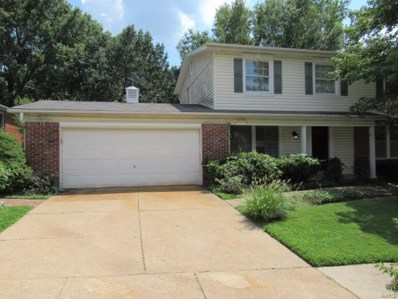 7266 Hill Rose Court, St Louis, MO 63129 - MLS#: 18067649