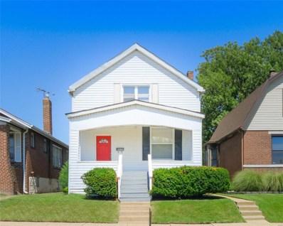 4435 Ellenwood Avenue, St Louis, MO 63116 - MLS#: 18067678