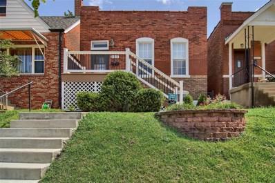 2828 Dalton Avenue, St Louis, MO 63139 - MLS#: 18067785