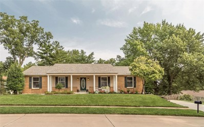 15507 Crater Drive, Chesterfield, MO 63017 - MLS#: 18067797
