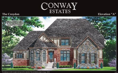 350 Upper Conway Estates Court, Town and Country, MO 63141 - MLS#: 18067916