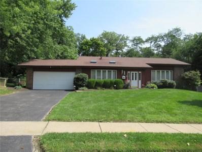 1504 Knollway Drive, St Louis, MO 63135 - MLS#: 18069006