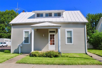 423 W Washington Street, Millstadt, IL 62260 - MLS#: 18069094