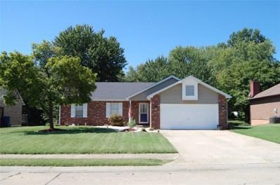 7 Dunlap Cove Drive, Edwardsville, IL 62025 - #: 18069143