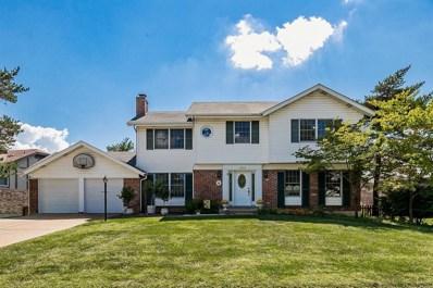 7832 Kenrick Manor Drive, St Louis, MO 63119 - MLS#: 18069158