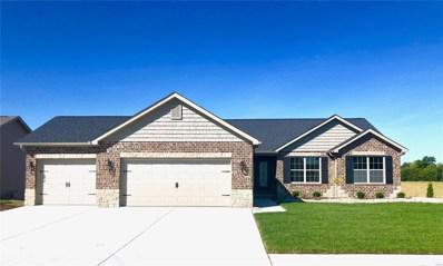 908 Creekside Drive, Waterloo, IL 62298 - MLS#: 18069252