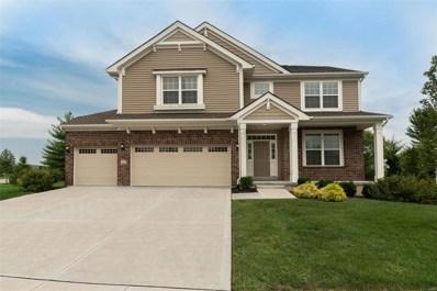 1222 Peruque Ridge Drive, Wentzville, MO 63385 - MLS#: 18069335