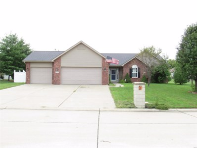 525 Stonefield, Smithton, IL 62285 - MLS#: 18069344