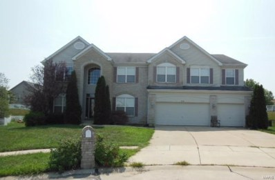 302 Wallace Court, Wentzville, MO 63385 - MLS#: 18069352