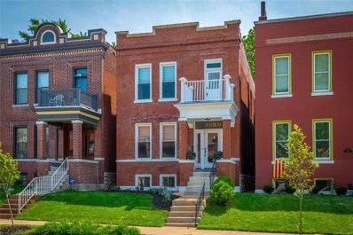 3958 Russell, St Louis, MO 63110 - MLS#: 18069363