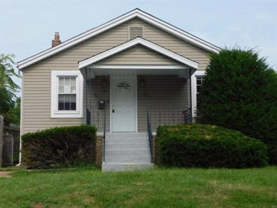 763 Reed Avenue, St Louis, MO 63125 - MLS#: 18069487