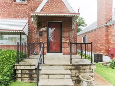 3456 Tedmar Avenue, St Louis, MO 63139 - MLS#: 18069582