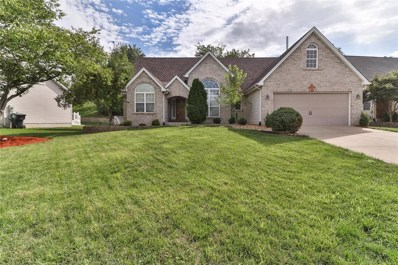 3934 White Rose Lane, St Charles, MO 63304 - MLS#: 18069693