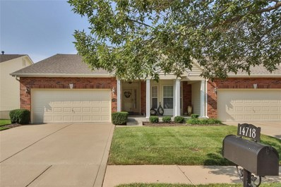 14718 Ladue Bluffs Crossing Drive, Chesterfield, MO 63017 - MLS#: 18069725