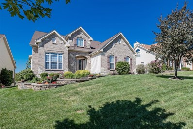 209 Hawthorn Meadows Court, O\'Fallon, MO 63366 - #: 18069813