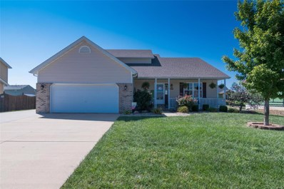 513 Dominique, St Jacob, IL 62281 - MLS#: 18069822