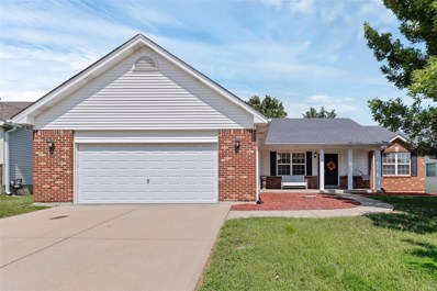 9 Swift Creek, St Peters, MO 63376 - MLS#: 18069958