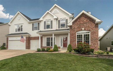 120 Carlton Point, Wentzville, MO 63385 - MLS#: 18069998