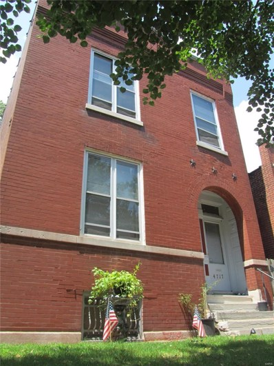 4717 Tennessee Avenue, St Louis, MO 63111 - MLS#: 18070132