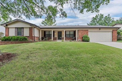 1515 Pheasant Ridge, Ellisville, MO 63011 - MLS#: 18070145