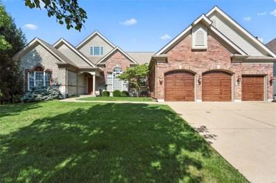 1106 Ridgeway Meadow Drive, Ellisville, MO 63021 - MLS#: 18070157