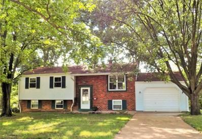 160 Oakside Lane, St Louis, MO 63122 - MLS#: 18070338