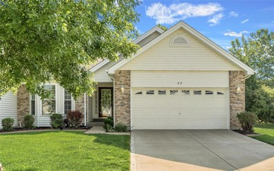 42 Sterling Pointe, St Charles, MO 63301 - MLS#: 18070374