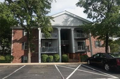 7616 Triwoods Drive UNIT L, St Louis, MO 63119 - MLS#: 18070465
