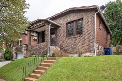 6028 Wanda Avenue, St Louis, MO 63116 - MLS#: 18070559