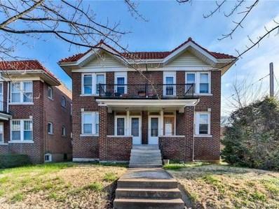 4996 Mardel Avenue, St Louis, MO 63109 - MLS#: 18070608