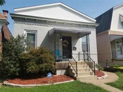 2708 Dalton Avenue, St Louis, MO 63139 - MLS#: 18070657