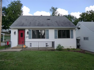3414 Regal, St Louis, MO 63139 - MLS#: 18070700