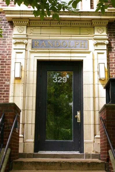 329 Belt Avenue UNIT 101, St Louis, MO 63112 - MLS#: 18070775