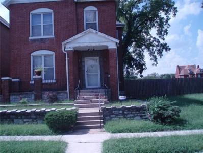 1717 Cora Avenue, St Louis, MO 63113 - MLS#: 18070800