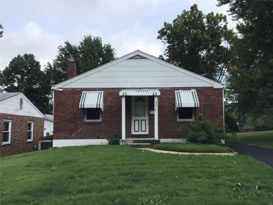 9007 Tutwiler Avenue, St Louis, MO 63134 - MLS#: 18070908
