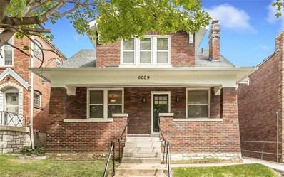 5009 Oleatha Avenue, St Louis, MO 63139 - MLS#: 18070953