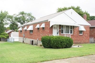 6399 Smiley Avenue, St Louis, MO 63139 - MLS#: 18070960
