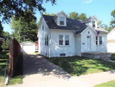 21 W 1st Street, Trenton, IL 62293 - MLS#: 18070984