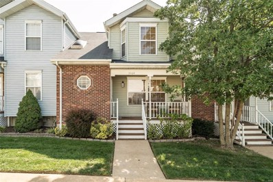 3164 Carrsville Court, St Louis, MO 63139 - MLS#: 18071057