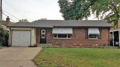 7032 Rohn, St Louis, MO 63121 - MLS#: 18071127